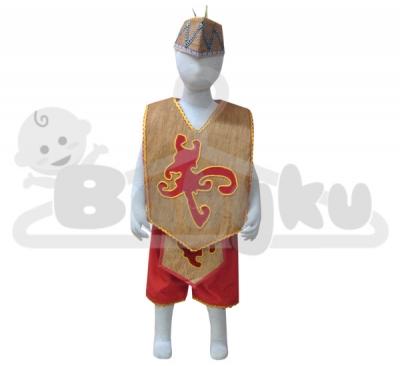 Baju adat dayak kayu  large