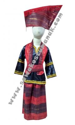 Baju adat suku batak  large