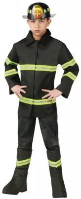 Baju kostum pemadam kebakaran  large