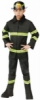 Baju kostum pemadam kebakaran  medium