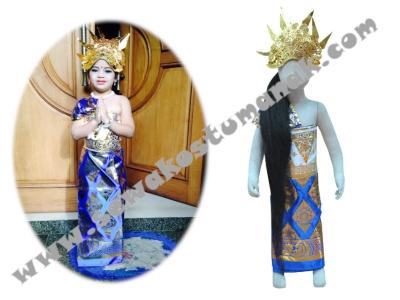 Bali lilit girl biru  large