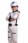 Kostum Astronot - Putih