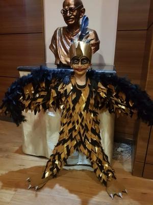 Kostum Burung Untuk Anak  large