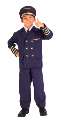 Kostum Pilot Internasional  large
