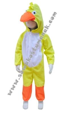 Kostum binatang bebek2  large