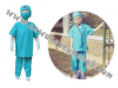 Kostum dokter bedah  large
