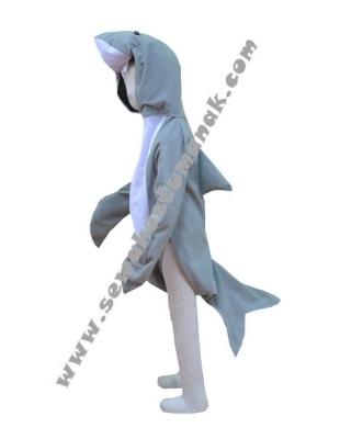 Kostum ikan hiu  large