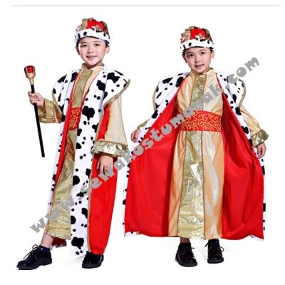 Kostum pangeran anak  large