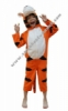 Kostum binatang macan tiger  medium