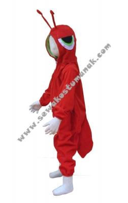 Kostum binatang semut  large
