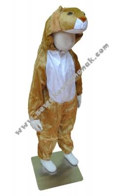 Kostum binatang singa  large