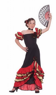 Spanish dress  large