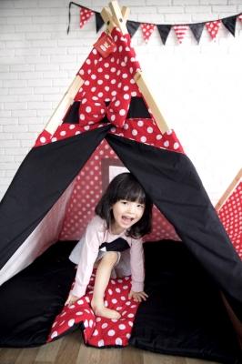 TPT 021   mainan tenda lucu  large