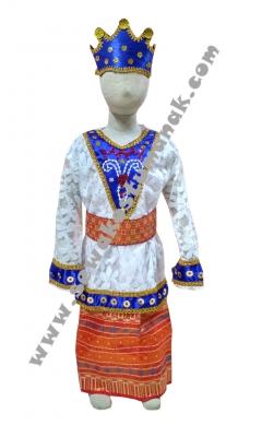baju adat maluku  large