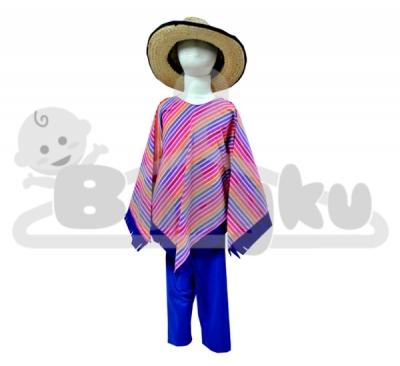 baju negara mexico  large