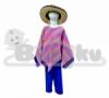baju negara mexico  medium