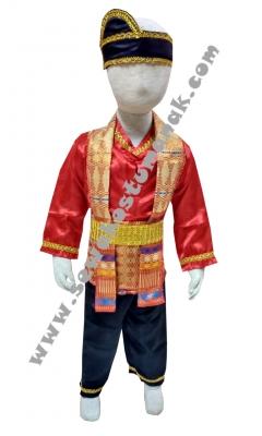 baju tari saman aceh  large