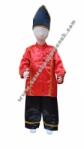 Pakaian Adat Aceh - Merah Boy
