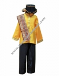 Pakaian Adat Batak - Kuning Boy