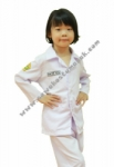 Kostum Profesi Dokter Kecil
