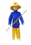 Kostum Pemadam Kebakaran - Fireman Sam