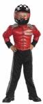 Kostum Pembalap - Turbo Racer Muscle