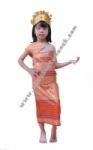 Pakaian Adat Bali - Lilit Girl