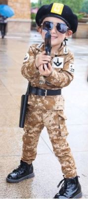 d Kostum tentara korea  large