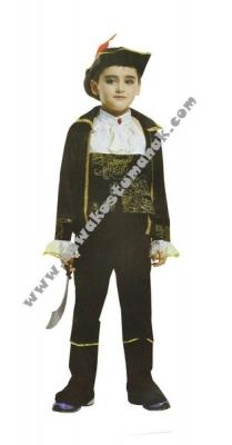 d Kostum bangsawan eropa  large