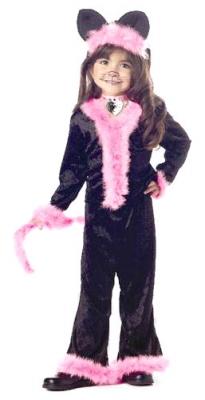 d Kostum binatang kucing  large