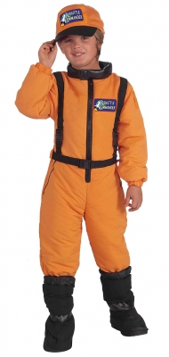 d astronaut orange  large