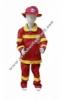 d baju kostum pemadam kebakaran  medium