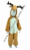 d kostum binatang rusa  medium