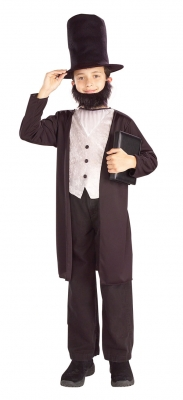 d kostum negara america lincoln  large
