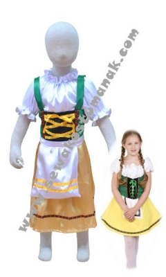 d kostum negara austria  large