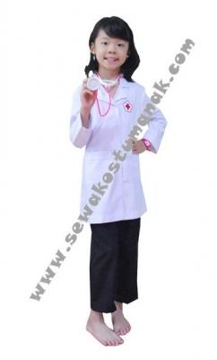 d kostum profesi dokter  large
