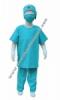 d kostum dokter bedah  medium