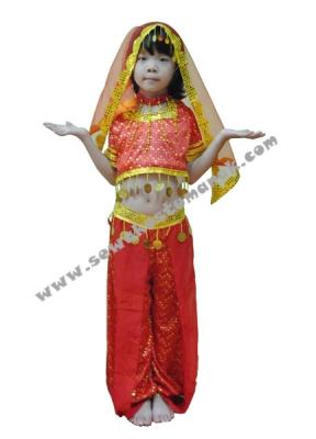 d kostum negara india  large