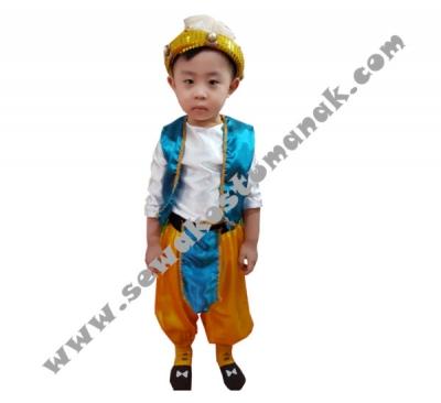 d pakaian adat arab  large