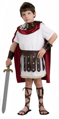 d roman gladiator  large