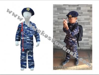 kostum TNI AL  large