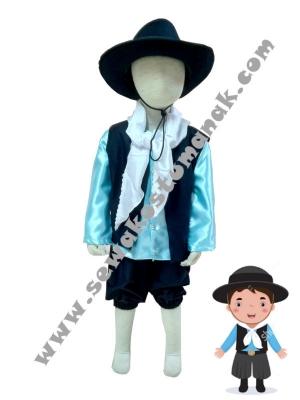 kostum argentina boy  large