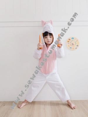 kostum binatang kelinci2  large