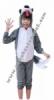 kostum binatang srigala  medium
