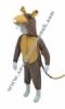kostum binatang tikus  medium