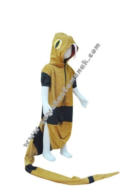 kostum binatang ular  large