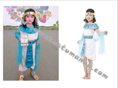 kostum cleopatra anak  large