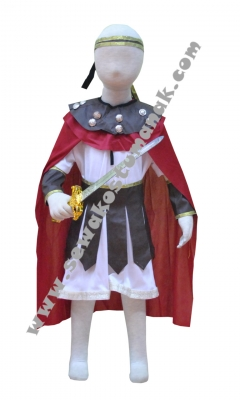 kostum gladiator romawi  large