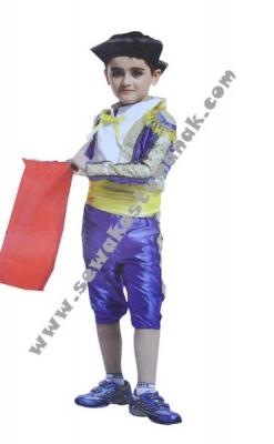 kostum matador spanyol  large