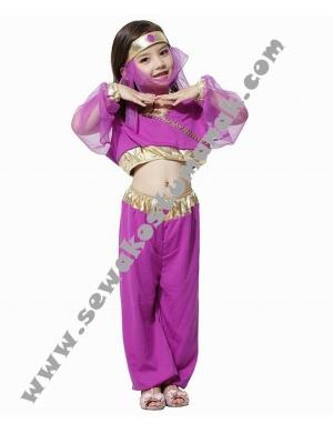 kostum negara arab perempuan  large